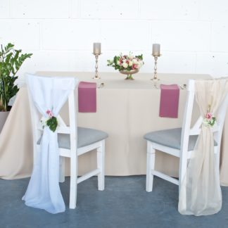 Krēslu Dekorācijas
